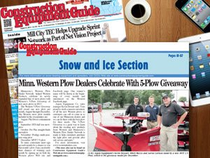 Minnesota's Western Plow Dealer Network Participates in 5-plow Giveaway