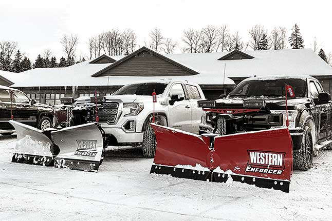 Western Dealers Adds New Western Enforcer Plow